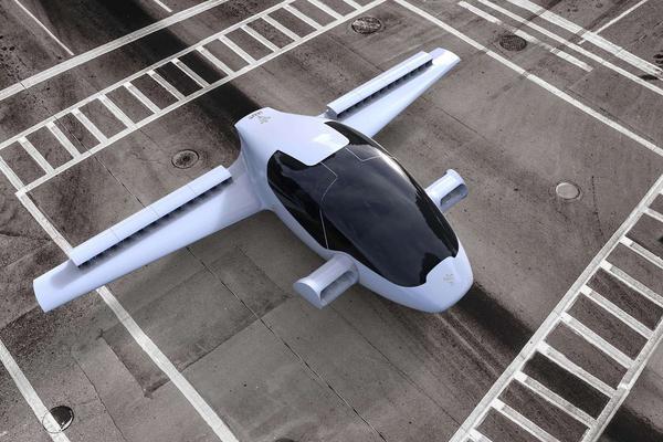 可垂直起降电动飞机完成首次试飞:运行噪音小于摩托车