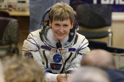 美国女宇航员刷新太空停留最长纪录 特朗普祝贺