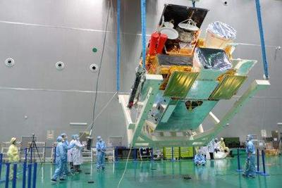全身国产风云四号:核心仪器辐射计,连日本都要进口