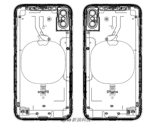 网友曝出的iPhone 8设计图