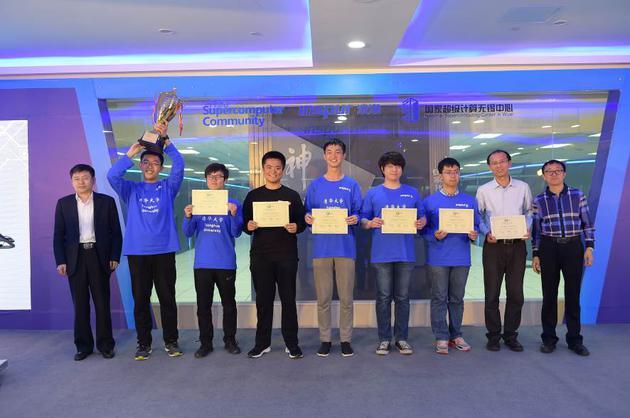 清华大学获得ASC17超算竞赛总冠军及e Prize计算挑战奖