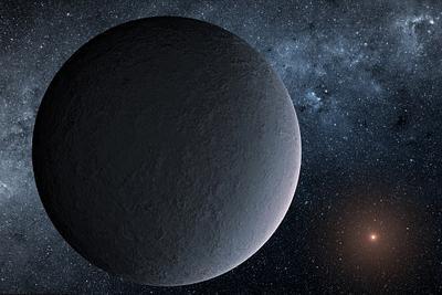 """天文学家发现地球""""孪生兄弟"""":温度太低如同冰球"""