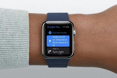 重要App纷纷抛弃苹果手表 包括谷歌地图和亚马逊