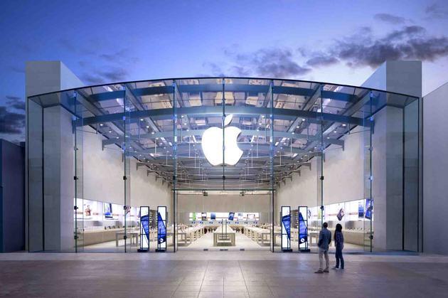 Apple Store(来源网络)