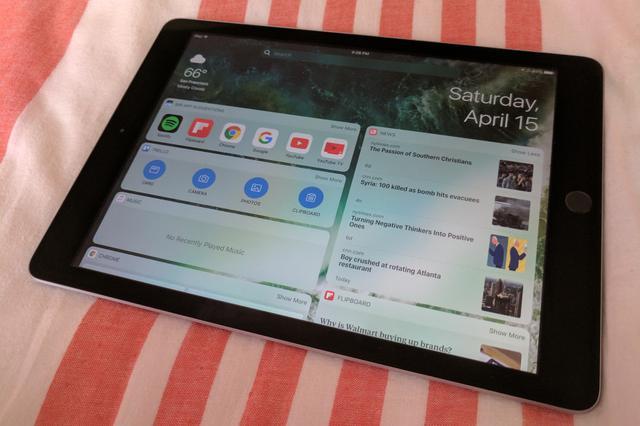 苹果iPad上季度销量惨淡 只比6年前刚推出时好一点