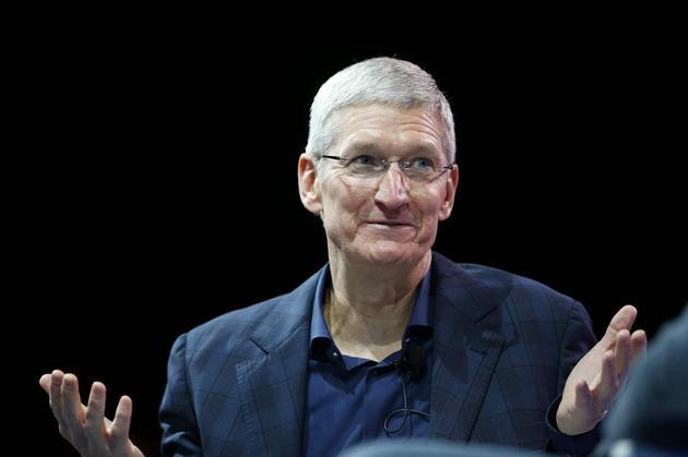 苹果现金储备达2568亿美元 逼近富国银行市值