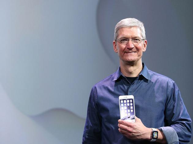 库克:苹果将成立10亿美元基金 促进美国就业增长