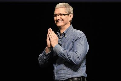 """库克:乔布斯的精神气质是苹果的""""宪法"""""""