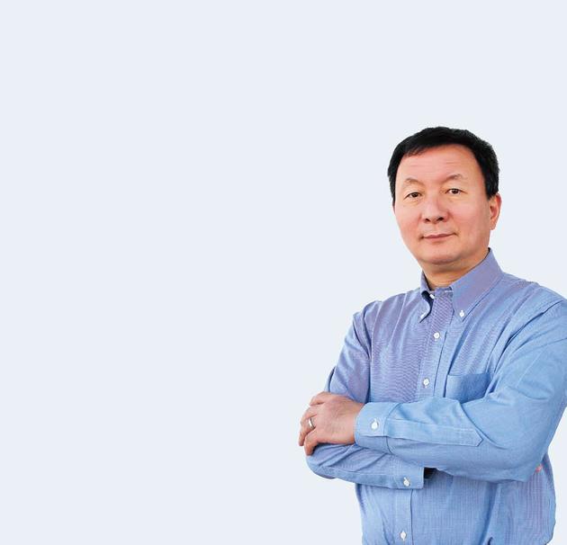 信而富CEO王征宇
