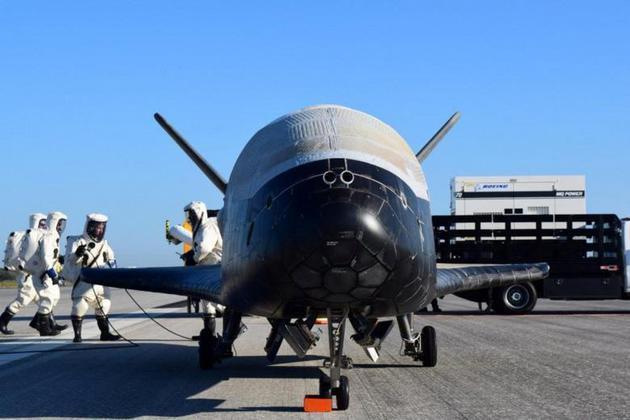 科技早报:美国航天飞机返回,英特尔芯片漏洞严重-高清范资讯