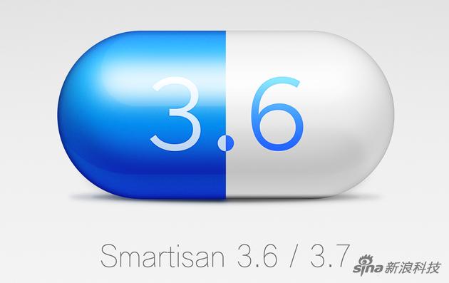 Smartisan 3.6系统