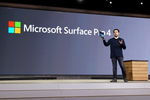 微软高管暗示:5月23日我们不会推出Surface Pro 5