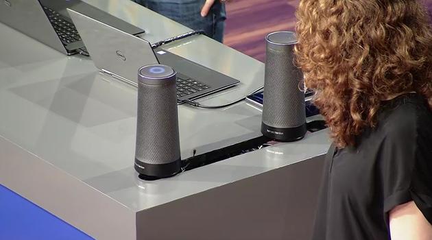 Cortana智能音箱
