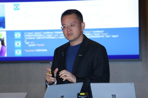 微软申元庆:8万在华企业使用Azure 规模1年内将翻番