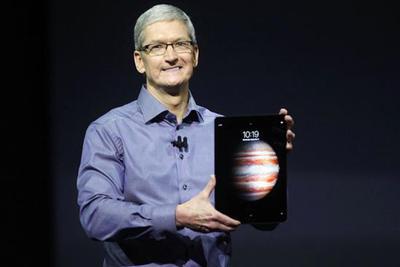 苹果10.5寸iPad Pro曝光:下月发布/外形大惊喜