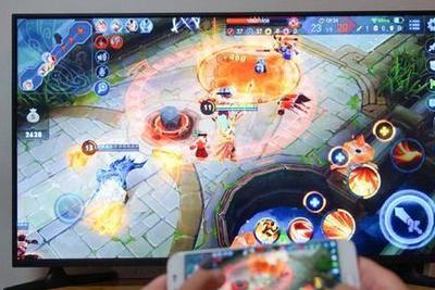 智能电视怎么玩手机游戏?多款投屏软件推荐!
