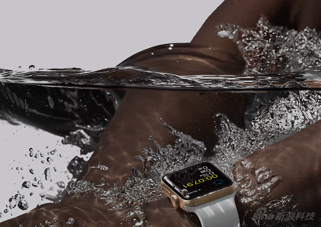 Apple Watch 2的运动功能