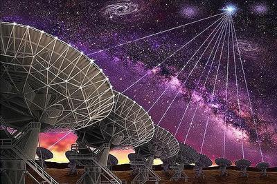 外星人试图联系地球?最新快速射电爆让天文学家困惑
