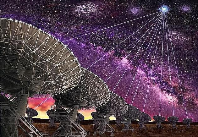 快速射电爆是10年前首次发现的,是一种罕见的短暂宇宙射电波,它是天体物理学的重大谜团之一。目前最新发现的FRB 150215,可能是迄今发现最复杂的快速射电爆,一些人认为这可能是外星人发出的信号!