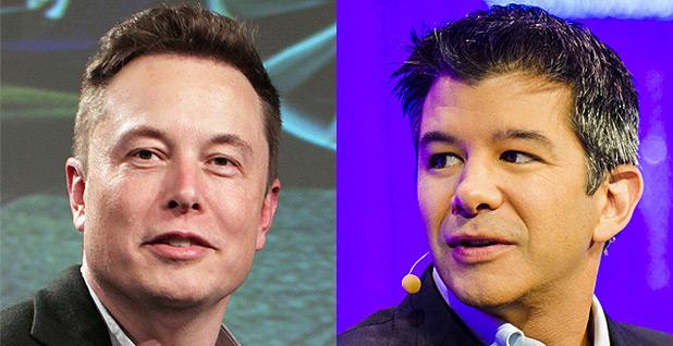 Uber被曝曾想跟特斯拉开发无人驾驶 被马斯克拒绝
