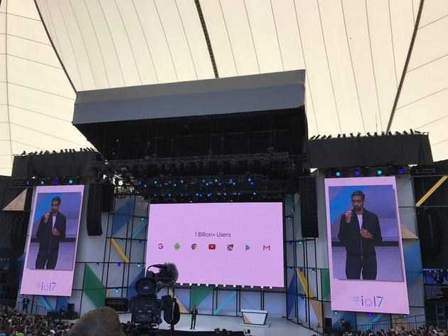 谷歌的第三级火箭:无处不在的人工智能
