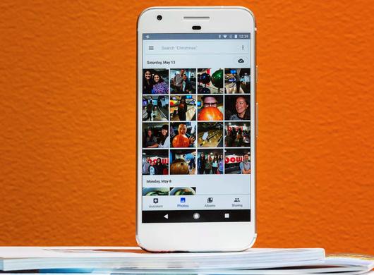 新版Google Photos外媒体验