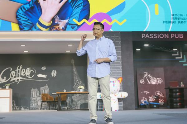 联想集团副总裁、中国区消费事业部总经理赵泓