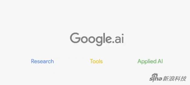 皮查伊定义的谷歌AI三个应用方向