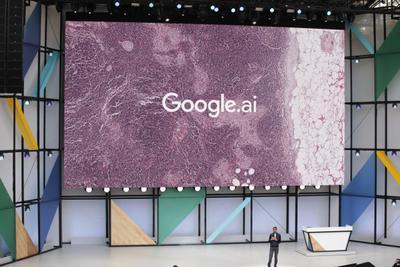 谷歌想用人工智能构建新生态