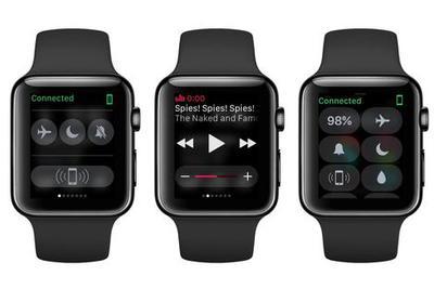 OS的自我学习史 看苹果watchOS 4还能玩出什么花样