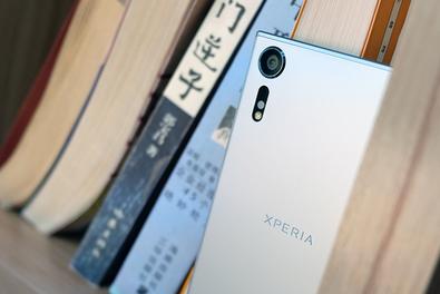 索尼Xperia XZs国行版开箱简评