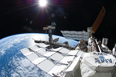 暗物质存在再添新证:宇宙射线或来自暗物质粒子碰撞