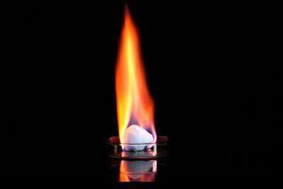 原来你是这样的可燃冰 早报解读未来能源之星