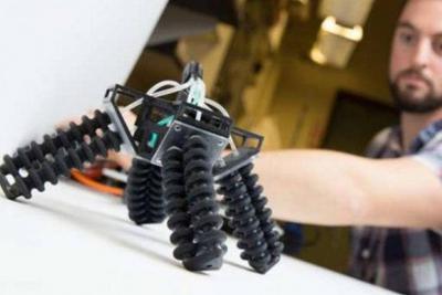 世界首个软体机器人面世!驾驭复杂地形、体态萌翻