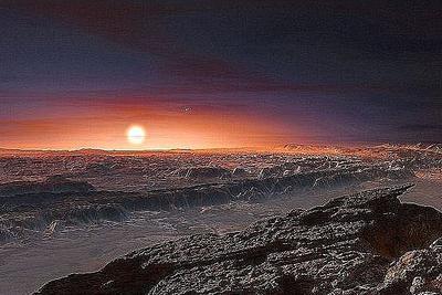 """令人兴奋:""""第二地球""""比邻星B气候或适宜生命存在"""