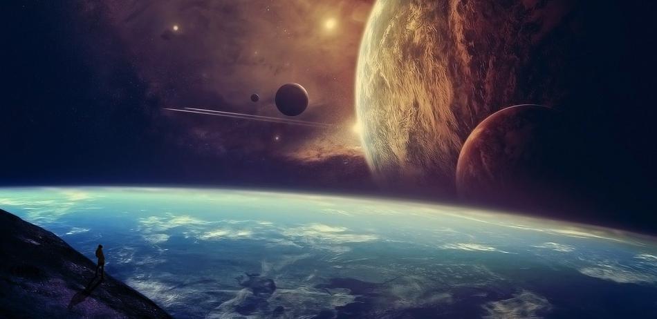 神秘外星人在哪里?科学家告诉你如何搜寻地外生命