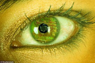 科学家预测:未来100万年人类将变成半机械人类