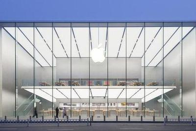 小偷哭了 苹果直营店的展示机简直有毒!