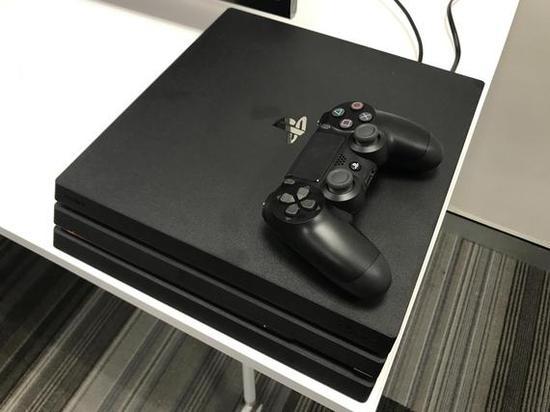 国行版PlayStation 4 Pro