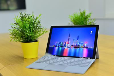 新Surface Pro独家评测:吊打苹果并不是最终目的