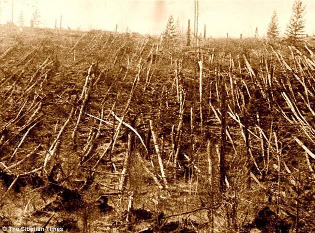有天文学家认为,有史以来最大的一次爆炸事件——通古斯大爆炸——很可能就与金牛座流星雨有关。一颗陨星在距离地面6到10公里的高度上爆炸,使两千多平方公里内的8千万棵树焚毁倒下,并留下许多烧焦的驯鹿尸体。
