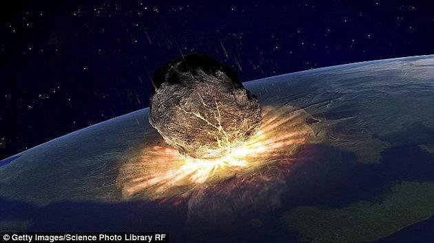 捷克研究人员表示,由冰和岩石组成的彗星碎片可能规模巨大,甚至足以摧毁整个大陆。
