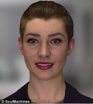 十年内机器人将生活在我们中间:像人类一样思考感觉的照片 - 3