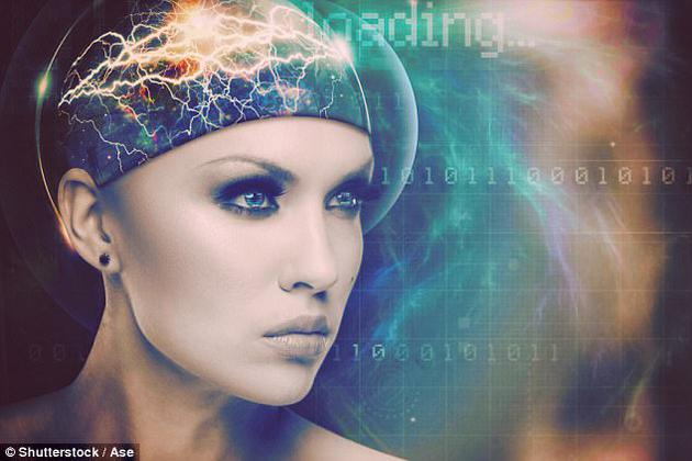 十年内机器人将生活在我们中间:像人类一样思考感觉的照片 - 1