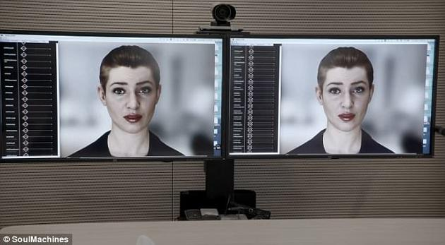 十年内机器人将生活在我们中间:像人类一样思考感觉的照片 - 2