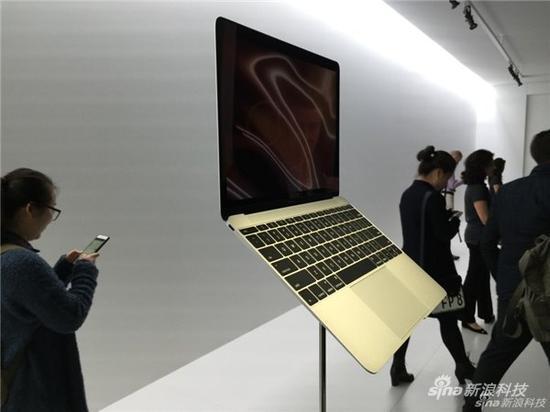 15年春季发布会MacBook登场