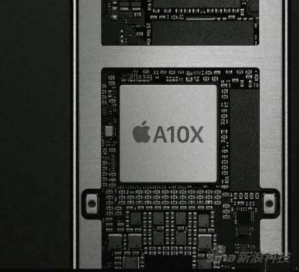 苹果的A10X Fusion芯片