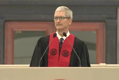 库克:苹果的人工智能技术已经在用户身边