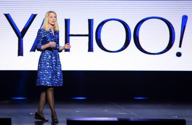 雅虎CEO玛丽莎·梅耶尔