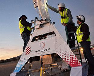 World View公司的Stratollite高空平台